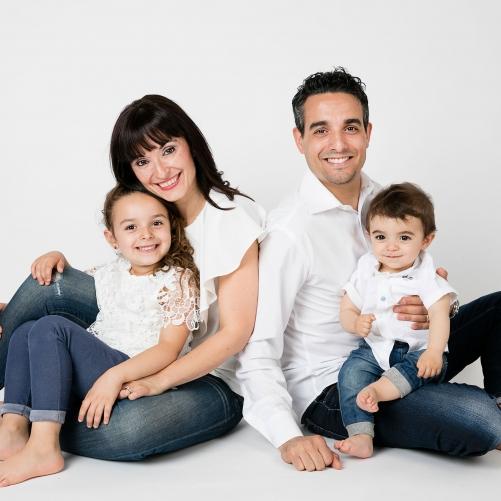 Fotografa ritratti di famiglia a Torino