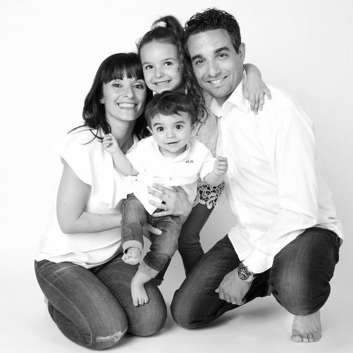 Fotografa album di famiglia Torino